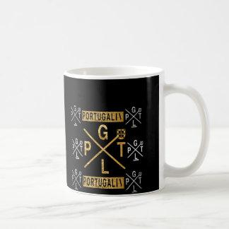 IVポルトガル コーヒーマグカップ