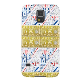 IV -ニュージーランド/Aotearoa Galaxy S5 ケース