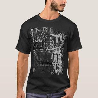IV -マルタ Tシャツ