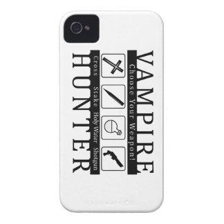 iVampireのハンター Case-Mate iPhone 4 ケース