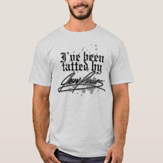 Iveジェイソンフィリップス著tatted Tシャツ