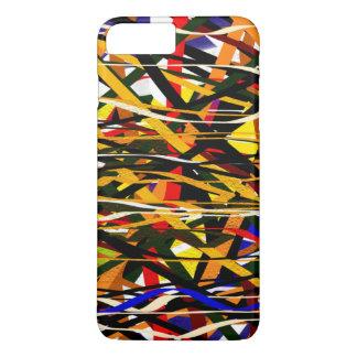 Ivo著抽象デザイン iPhone 8 Plus/7 Plusケース