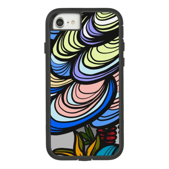 《ivy buster》カラフル 海モチーフ アイフォンケースiPhone case Case-Mate Tough Extreme iPhone 8/7ケース