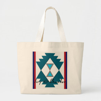 ivy&buster logo bag ラージトートバッグ