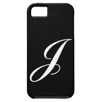 JのモノグラムのiPhone 5の場合 iPhone SE/5/5s ケース