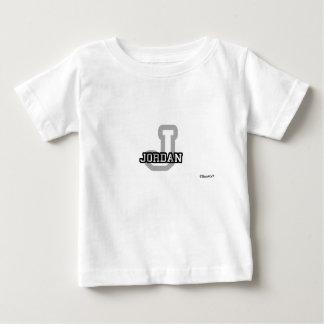 Jはヨルダンのためです ベビーTシャツ