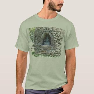 J及びG Dowdの石工による禅 Tシャツ
