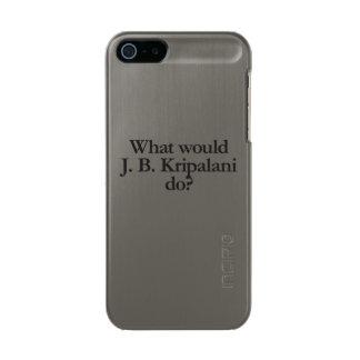 j b Kripanlaniする何が メタリックiPhone SE/5/5sケース