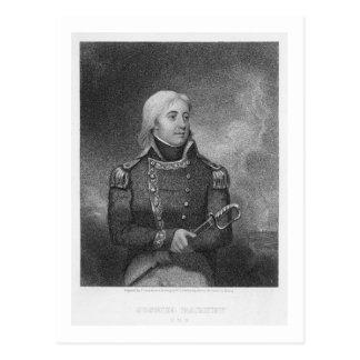J. Gross afが刻むジョシュアの口論(1759-1818年) ポストカード