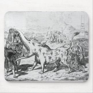 J.L.Stuartによって出版されるワクチン接種1802年 マウスパッド
