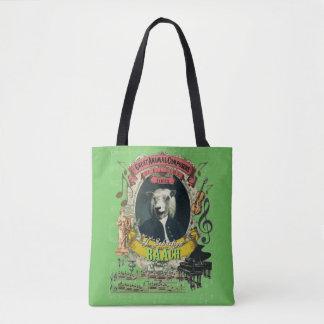 J.S. Bach Baachのおもしろいなヒツジのすばらしい動物作曲家 トートバッグ