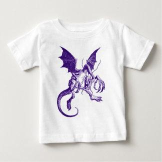 Jabberwockyの紫色 ベビーTシャツ
