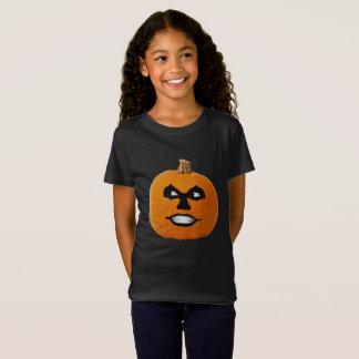Jack o' Lantern Sinister Face, Halloween Pumpkin Tシャツ