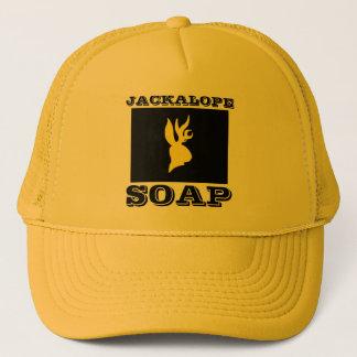 Jackalopeの石鹸のTruckinの菓子の帽子 キャップ