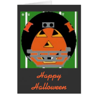 jackstarofootballdesign、ハッピーハローウィン カード
