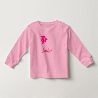Jaclyn トドラーTシャツ
