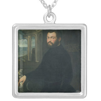 Jacopo Sansovino、最初にTatti シルバープレートネックレス