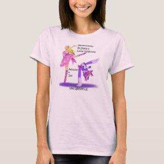 Jacquelyn及びZee Tシャツ