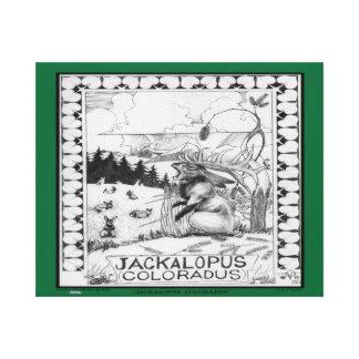 JACVKALOPEコロラド州 キャンバスプリント
