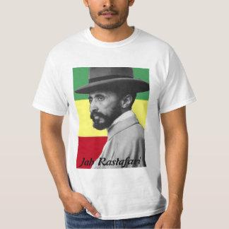 Jah Rastafariの帽子のワイシャツ Tシャツ