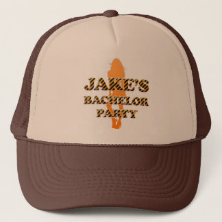 Jakeのバチュラーパーティ キャップ