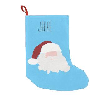 Jakeカスタムによって示されるサンタのクリスマスのストッキング スモールクリスマスストッキング