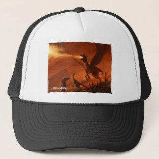 Jakeマレー著火呼吸の有史以前の恐竜 キャップ