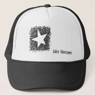 Jake Weeznerのトラック運転手の帽子 キャップ
