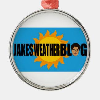 jakesの天候のオーナメント メタルオーナメント