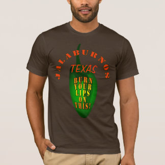 Jalaburnos、テキサス州-あなた自身の州の名前を編集して下さい Tシャツ