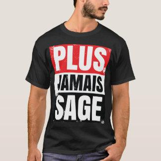 Jamaisのプラスの賢人-私はしません Tシャツ