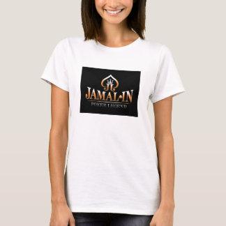 JAMAL-INの女性ベビードールのティー Tシャツ
