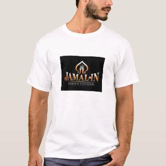 JAMAL-INの白のティー Tシャツ