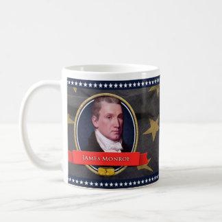 Jameモンローの歴史的マグ コーヒーマグカップ