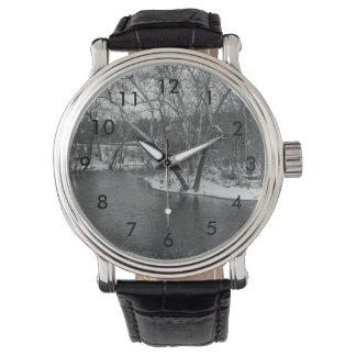James川はグレースケールを削減します 腕時計