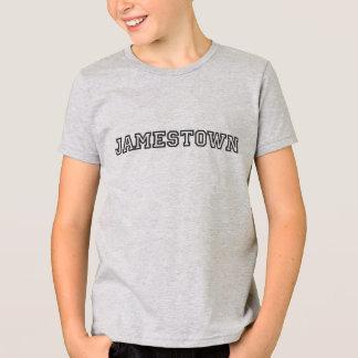 Jamestownのデラックスな子供のTシャツ Tシャツ
