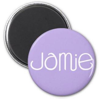 Jamieの白の磁石 マグネット