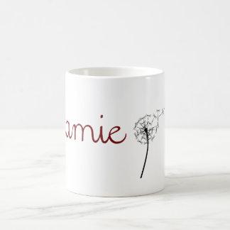 Jamie小説のマグ コーヒーマグカップ