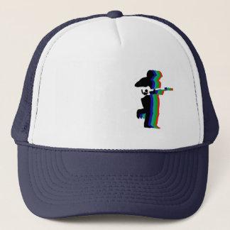 Jamie Abbottのクラシックなトラック運転手の帽子 キャップ