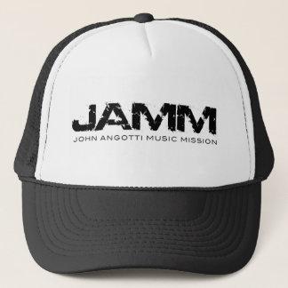 JAMM旅行の服装 キャップ