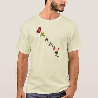 Jamminのチリペッパー Tシャツ