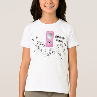 Jamminの女王のワイシャツ Tシャツ