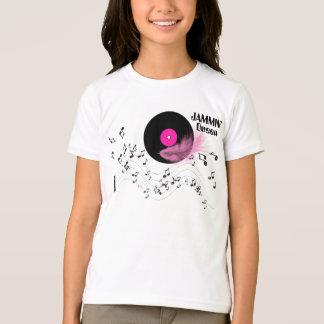 Jamminの女王2のワイシャツ Tシャツ