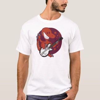 Jamminの猛禽のワイシャツ Tシャツ