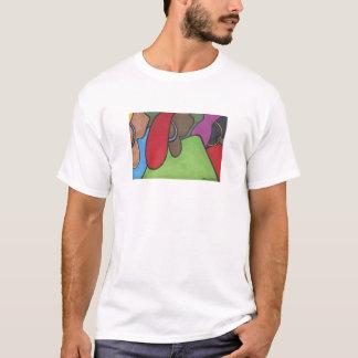 Janice Treece Senter著姉妹関係のTシャツ Tシャツ