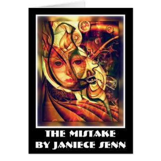 Janiece Senn著間違い カード