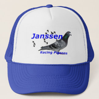 Janssenの競争ハト収集できる帽子 キャップ