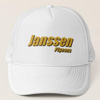 Janssenの競争ハト キャップ