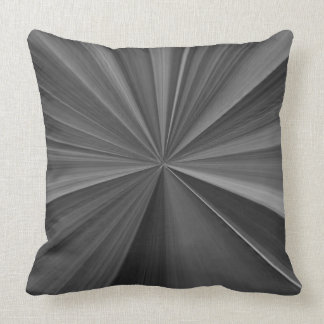 Janzによって結び目の黒いソファーの枕をつまんで下さい クッション