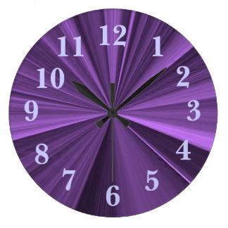 Janz著星の柱時計 ラージ壁時計
